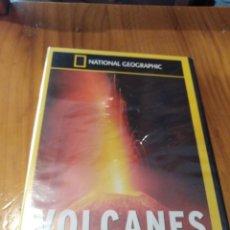 Cine: VOLCANES, DE NATIONAL GEOGRAPHIC, 60 MIN. Lote 165840914