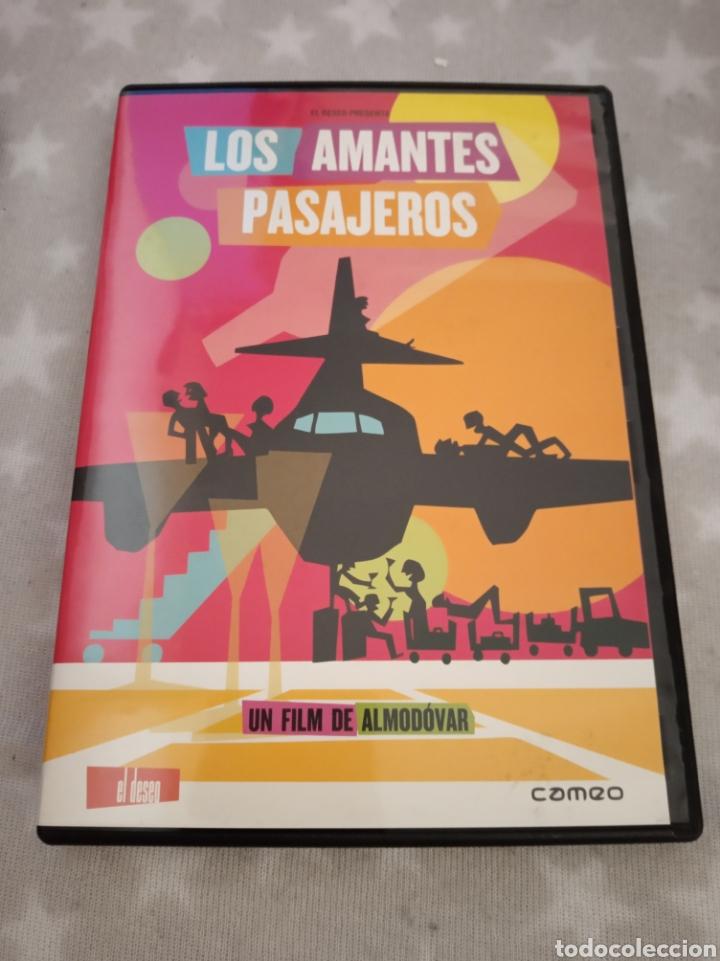 DVD. LOS AMANTES PASAJEROS. PEDRO ALMODÓVAR. (Cine - Películas - DVD)