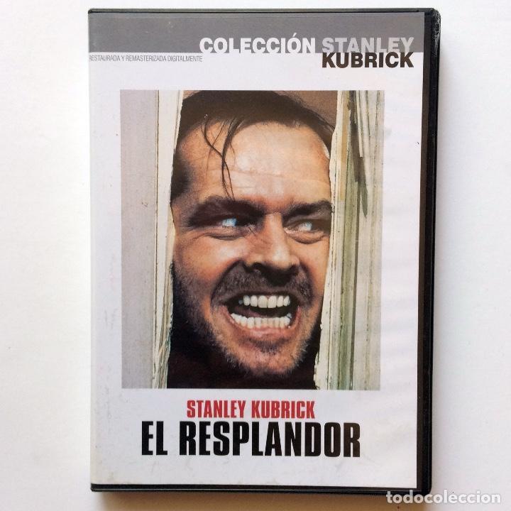 EL RESPLANDOR - STANLEY KUBRICK - DVD (Cine - Películas - DVD)