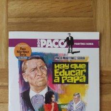 Cine: PELICULA DVD - HAY QUE EDUCAR A PAPA - PACO MARTINEZ SORIA -. Lote 178761733