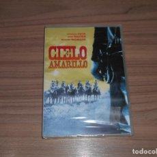 Cine: CIELO AMARILLO DVD GREGORY PECK ANNE BAXTER RICHARD WIDMARK NUEVA PRECINTADA. Lote 263095245