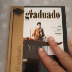 Cine: DVD. EL GRADUADO. INCLUYE LIBRETO DE 60 PÁGS.. Lote 166173784