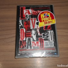 Cine: LA VOZ DE SU AMO DVD IMANOL ARIAS WARNER NUEVA PRECINTADA. Lote 194504027