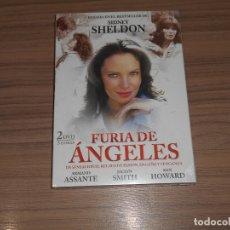 Cine: FURIA DE ANGELES EDICION ESPECIAL 2 DVD 185 MIN. NUEVA PRECINTADA. Lote 189440967