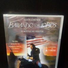 Cine: BAILANDO CON LOBOS DVD. Lote 171348200