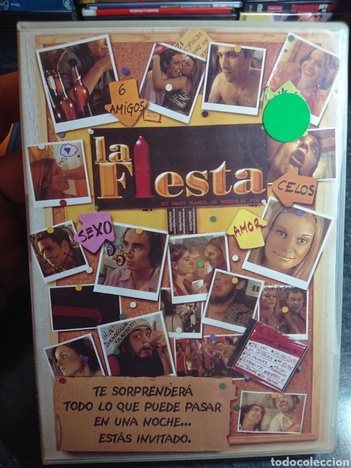 DVD LA FIESTA, 2003 (NO HAGAS PLANES, SE ACERCA EL DÍA) DESCATALOGADA (Cine - Películas - DVD)