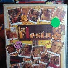 Cine: DVD LA FIESTA, 2003 (NO HAGAS PLANES, SE ACERCA EL DÍA) DESCATALOGADA. Lote 166302836