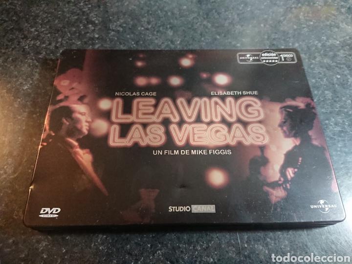DVD LEAVING LAS VEGAS EDICIÓN METÁLICA, DESCATALOGADA (Cine - Películas - DVD)