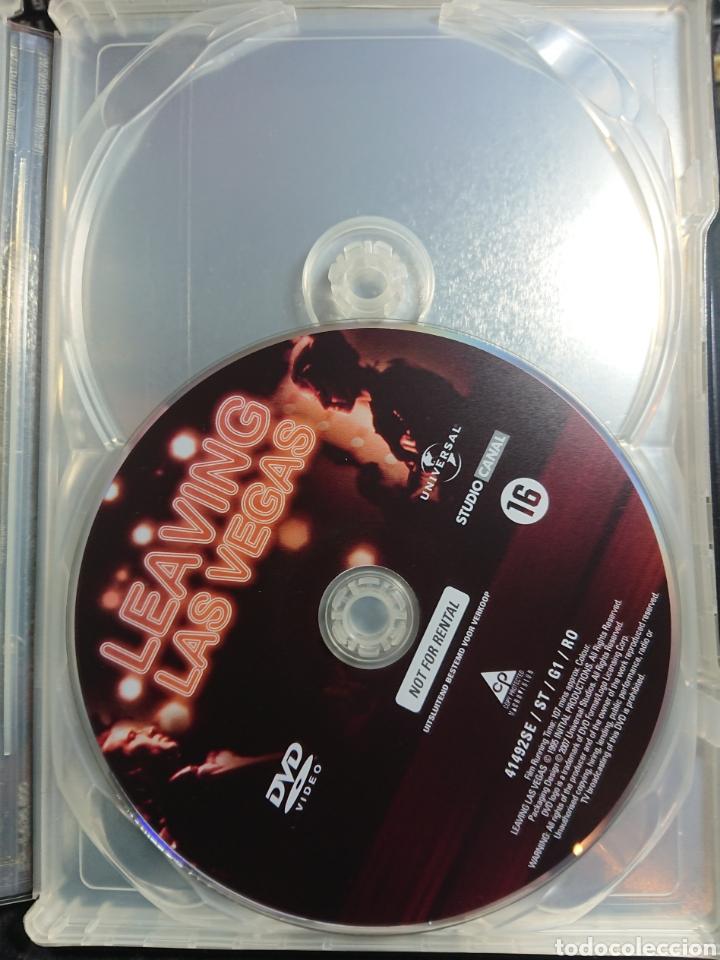 Cine: DVD Leaving Las Vegas Edición Metálica, Descatalogada - Foto 4 - 166303577