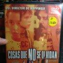 Cine: COSAS QUE NO SE OLVIDAN, DVD DESCATALOGADO (STORYTELLING). Lote 166304192