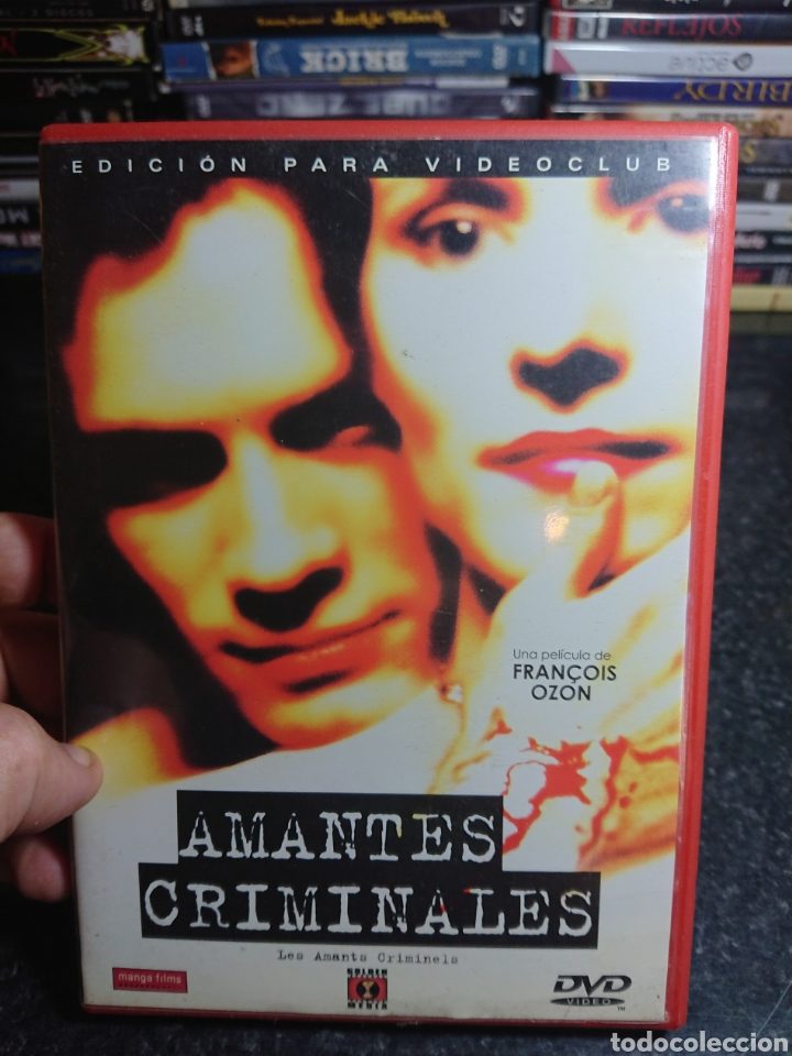 AMANTES CRIMINALES (FRANÇOIS OZON, 1999) DESCATALOGADA (Cine - Películas - DVD)