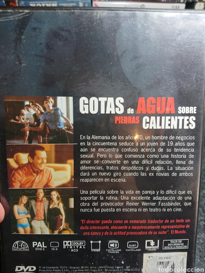 Cine: Gotas de Agua sobre Piedras Calientes (François Ozon, 2000) Descatalogada - Foto 2 - 166304881