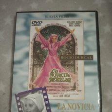 Cine: DVD. LA NOVICIA REBELDE. CON ROCÍO DÚRCAL.. Lote 166305230