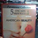 Cine: AMERICAN BEAUTY, DVD CAJA METALICA, DESCATALOGADA. Lote 166306029