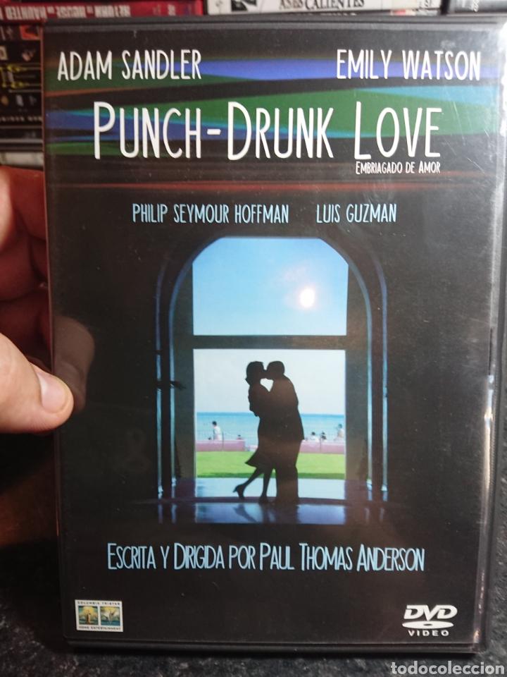 PUNCH DRUNK LOVE 2 DVDS DESCATALOGADA (Cine - Películas - DVD)
