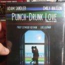 Cine: PUNCH DRUNK LOVE 2 DVDS DESCATALOGADA. Lote 166306277