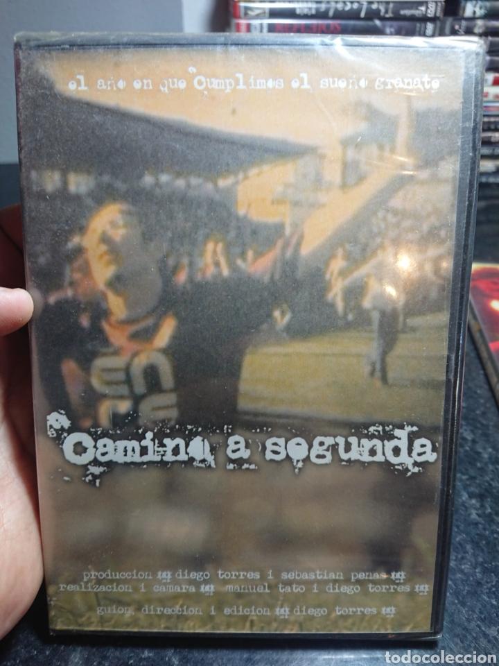 CAMINO A SEGUNDA, DVD ASCENSO PONTEVEDRA CF AÑO 2005 (75 MINUTOS) (Cine - Películas - DVD)