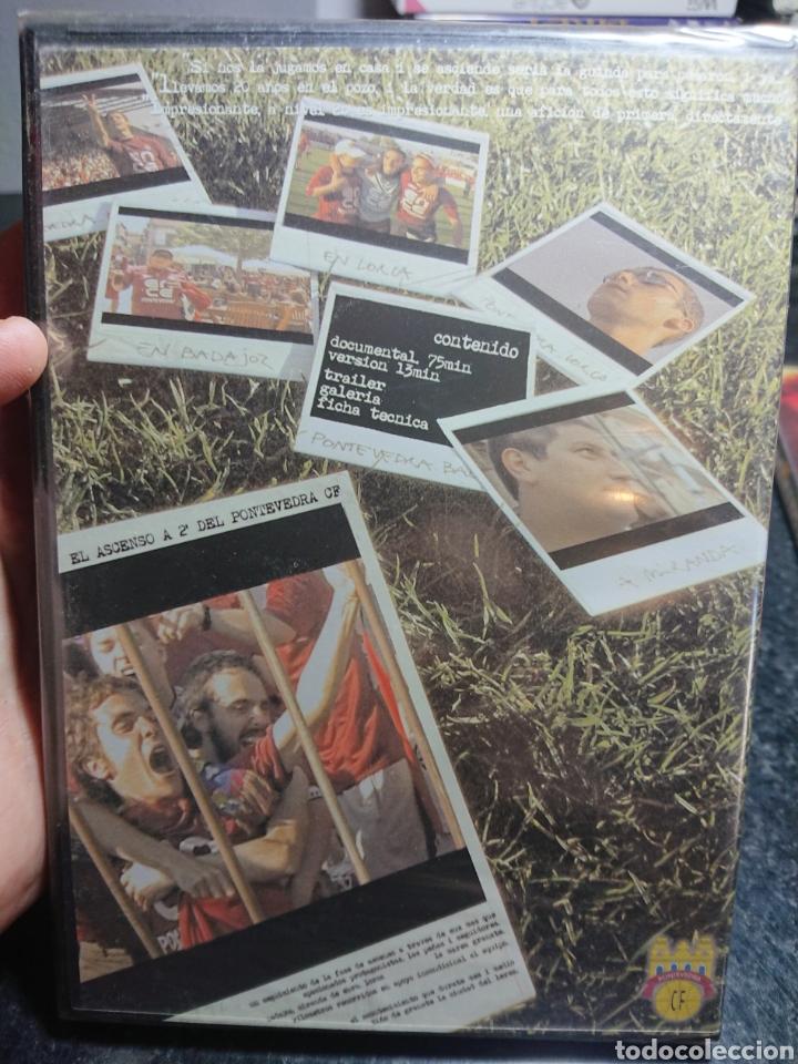 Cine: Camino a Segunda, DVD Ascenso Pontevedra CF Año 2005 (75 minutos) - Foto 2 - 166308412