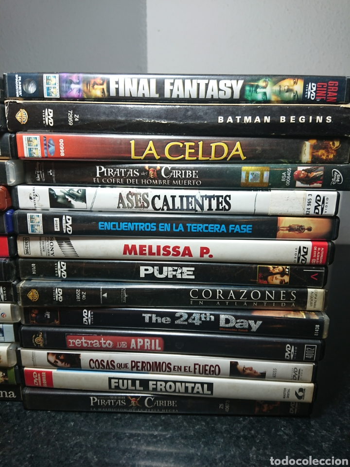 Cine: Lote N°3 de 28 Películas DVD, con algunas ediciones especiales (Buenas Películas) - Foto 3 - 166312962