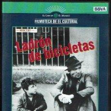Cine: LADRÓN DE BICICLETAS. - DVD. VITTORIO DE SICA. ITALIA. 1948. DRAMA.. Lote 166383133