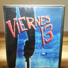 Cine: VIERNES 13 DVD. Lote 70371269