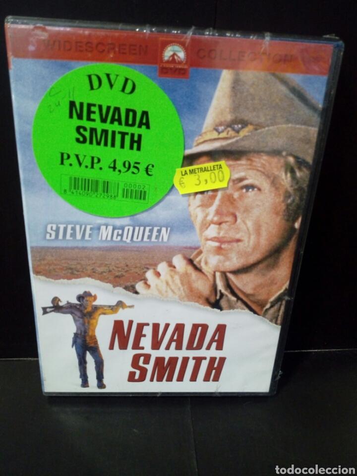 NEVADA SMITH DVD (Cine - Películas - DVD)