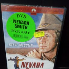 Cine: NEVADA SMITH DVD. Lote 182567455