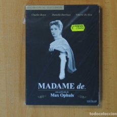 Cine: MADAME DE... - DVD. Lote 166425481