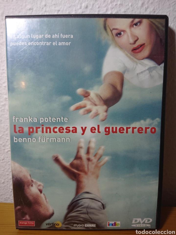 LA PRINCESA Y EL GUERRERO, DVD DESCATALOGADÍSIMO (TOM TYKWER, 2000) (Cine - Películas - DVD)