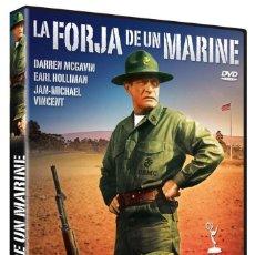 Cine: FORJA DE UN MARINE - TRIBES (NUEVO). Lote 166490114