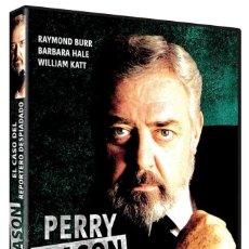 Cine: PERRY MASON: EL CASO DEL REPORTERO DESPIADADO (NUEVO). Lote 289902368