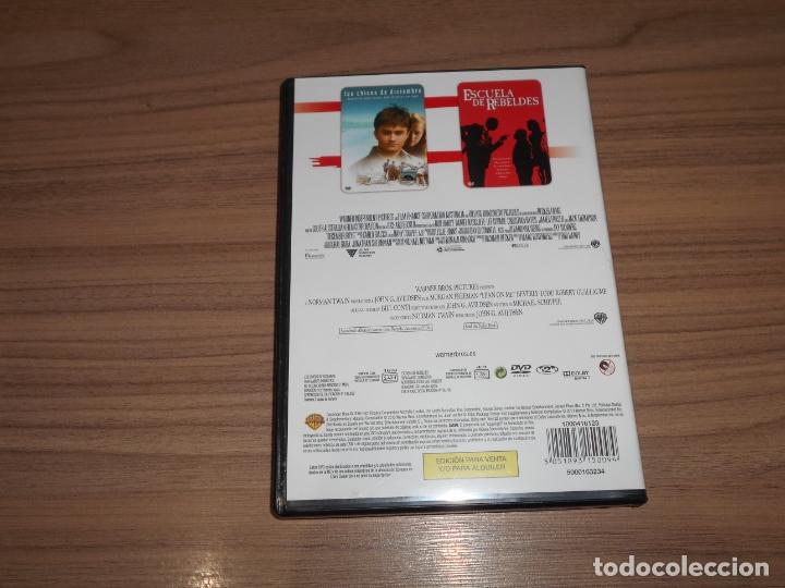 Cine: Pack ESCUELAS de REBELDES + Los CHICOS de DICIEMBRE Edicion Especial 2 DVD Warner COMO NUEVA - Foto 2 - 166515142