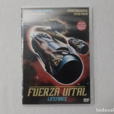 Cine: LIFEFORCE (FUERZA VITAL) ALL REGIONS - PAL. Lote 166537434