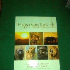 Cine: COLECCION VIDA SALVAJE . HUGO VAN LAWICK (7 DVDS). Lote 166539266