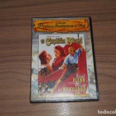 Cine: EL CAPITAN BLOOD DVD ERROL FLYNN OLIVIA DE HAVILLAND NUEVA PRECINTADA. Lote 269747598