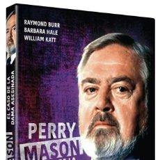 Cine: PERRY MASON: EL CASO DE LA DAMA ASESINADA (NUEVO). Lote 289902468