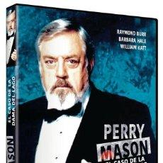 Cine: PERRY MASON: EL CASO DE LA DAMA DEL LAGO (NUEVO). Lote 289902418