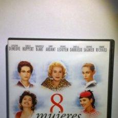 Cine: 8 MUJERES DE FRANÇOIS OZON . Lote 166561210