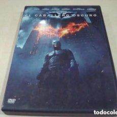 Cine: CINE DVD A 2 EUROS: BATMAN EL CABALLERO OSCURO *IMPECABLE*. Lote 166584418