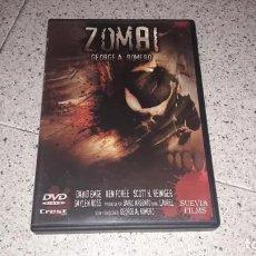 Cine: ZOMBI DVD TERROR GEORGE A ROMERO. Lote 166610654
