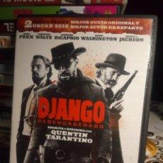 Cine: DJANGO DESENCADENADO. Lote 166705466