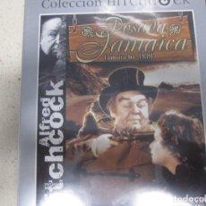 Cine: POSADA JAMAICA DVD ALFRED HITCHCOKC. Lote 166722246