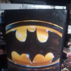 Cine: BATMAN 1989 TIM BURTON JACK NICHOLSON Y MICHAEL KEATON. Lote 166734682