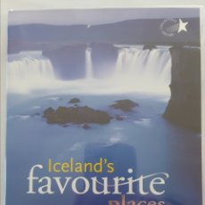 Cine: LUGARES FAVORITOS DE ISLANDIA. Lote 166808426