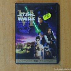 Cine: STAR WARS VI EL RETORNO DEL JEDI - DVD. Lote 166888136