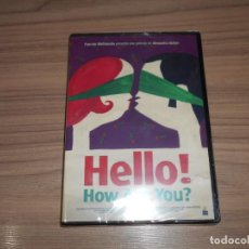 Cine: HELLO HOW ARE YOU? DVD DE ALEXANDRU MAFTEI NUEVA PRECINTADA. Lote 183341640