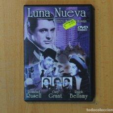 Cine: HOWARD HAWKS - LUNA NUEVA - DVD. Lote 166891881