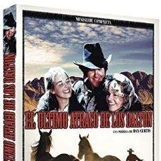 Cine: EL ULTIMO ATRACO DE LOS DALTON - DVD NUEVO Y PRECINTADO. Lote 166904868