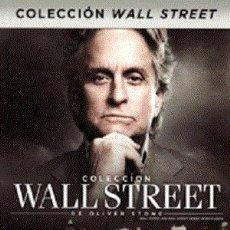 Cinéma: COLECCIÓN WALL STREET: WALL STREET - WALL STREET: EL DINERO NUNCA DUERME (2 DVDS). Lote 167029780
