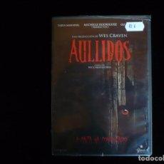 Cine: AULLIDOS - DVD NUEVO PRECINTADO. Lote 167051097